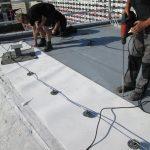 uitvoering plaatsing pvc dakbedekkingsysteem