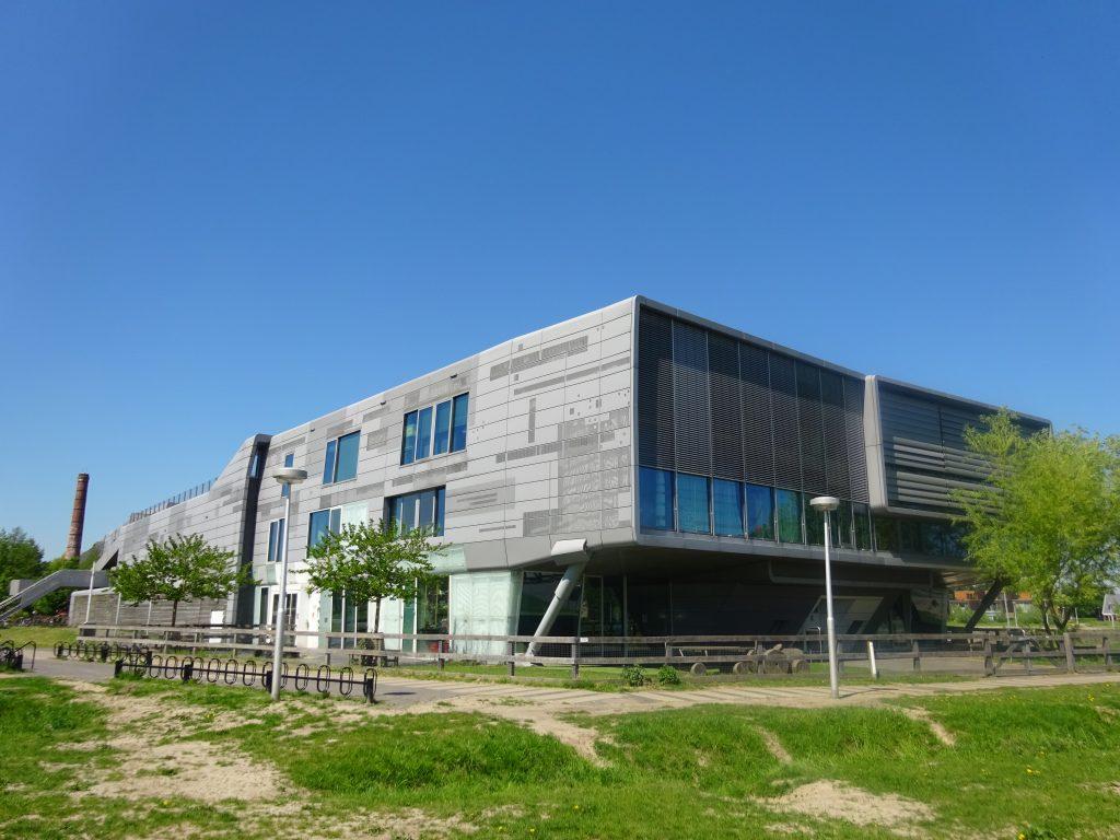 overzicht gevels multifunctioneel centrum