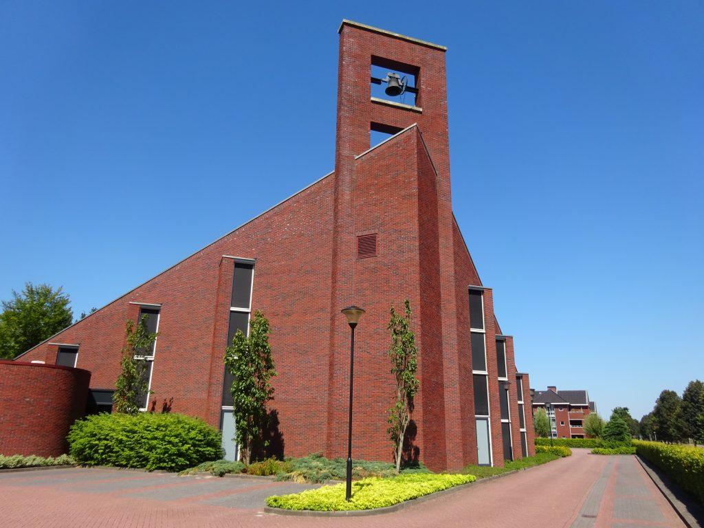 daklekkage kerk gereformeerde gemeente