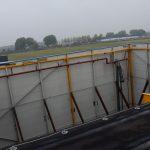 schade door water accumulatie